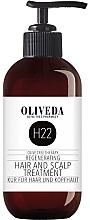 Parfumuri și produse cosmetice Produs pentru îngrijirea părului și a scalpului - Oliveda H22 Hair and Scalp Treatment