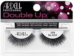 Parfumuri și produse cosmetice Gene false - Ardell Double Up 208 Black