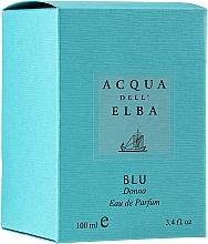 Parfumuri și produse cosmetice Acqua Dell Elba Blu Donna - Apă de parfum