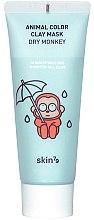 Parfumuri și produse cosmetice Mască din argilă pentru față - Skin79 Animal Color Clay Mask Dry Monkey