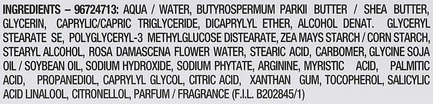 Hidratant de zi pentru piele uscată și sensibilă - Granier Skin Naturals Soft Essentials Hydrating Care 24h Day Face Cream — Imagine N4