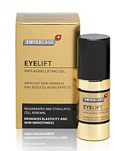 Parfumuri și produse cosmetice Gel pentru zona ochilor - Swisscare EyeLift