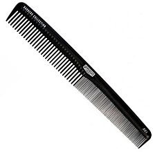 Parfumuri și produse cosmetice Pieptene de păr - Uppercut Deluxe BB3 Cutting Comb Black
