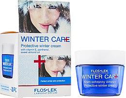 Parfumuri și produse cosmetice Cremă de protecție pentru față pe perioada rece - Floslek Winter Care Protective Cream
