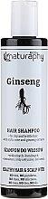 Parfumuri și produse cosmetice Șampon cu extract de trandafir arctic și ginseng - Bluxcosmetic Naturaphy Hair Shampoo