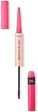 Parfumuri și produse cosmetice Creion-gel pentru sprâncene - Tarte Cosmetics Sketch & Set™ Brow Pencil & Tinted Gel