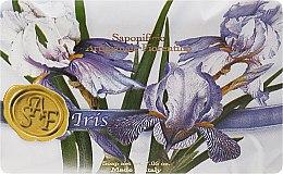 "Parfumuri și produse cosmetice Săpun de toaletă ""Iris"" - Saponificio Fiorentino Primavera Irys"