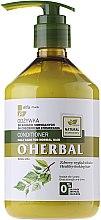 Parfumuri și produse cosmetice Balsam de păr condiționat pentru utilizare zilnică cu extract de mesteacăn - O'Herbal