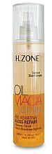 Parfumuri și produse cosmetice Ulei pentru luciu părului - H.Zone Macadamia-Gloss Repair