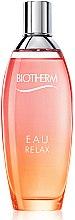 Parfumuri și produse cosmetice Biotherm Eau Relax - Apă de toaletă