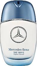 Parfumuri și produse cosmetice Mercedes-Benz The Move Express Yourself - Туалетная вода