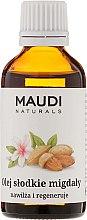 Parfumuri și produse cosmetice Ulei din migdale dulci - Maudi