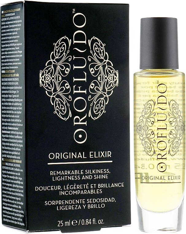 Elixir of Beauty - Orofluido Liquid Gold Beauty Elixir