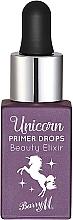 Parfumuri și produse cosmetice Primer pentru față - Barry M Beauty Elixir Unicorn Primer Drops