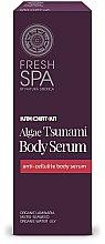 Parfumuri și produse cosmetice Ser anticelulitic pentru corp - Natura Siberica Fresh Spa Kam-Chat-Ka Algae Tsunami Body Serum