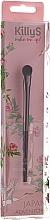 Parfumuri și produse cosmetice Pensulă pentru fard praf - KillyS Japan Adventure Classic Eyeshadow Brush