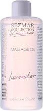 """Parfumuri și produse cosmetice Ulei pentru masaj """"Levănțică"""" - Hristina Cosmetics Sezmar Professional Massage Oil Lavender"""