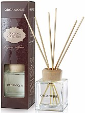 "Parfumuri și produse cosmetice Difuzor aromatic ""Hanging Gardens"" - Organique Fragrance Diffuser Starry Night (Floral)"