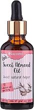 Духи, Парфюмерия, косметика Ulei pentru păr - Nacomi Sweet Almond Oil