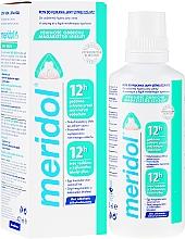 Parfumuri și produse cosmetice Apă de gură pentru o respirație proaspătă - Meridol Safe Breath Liquid Mouthwash