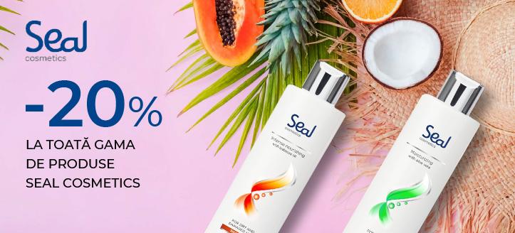 Promoție de la Seal Cosmetics