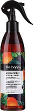 "Parfumuri și produse cosmetice Spray pentru corp ""Mango și morcov negru"" - Bio Happy Body Mist Mango & Black Carrot"