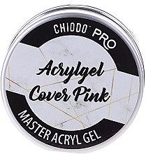Parfumuri și produse cosmetice Gel pentru unghii - Chiodo Pro Acryl Gel Cover Pink