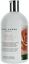Parfumuri și produse cosmetice Gel de duș și baie - Acca Kappa Rose Bath Shower