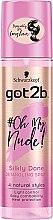 Parfumuri și produse cosmetice Spray pentru păr - Schwarzkopf Got2b Oh My Nude Silkly Done Detangling Spray