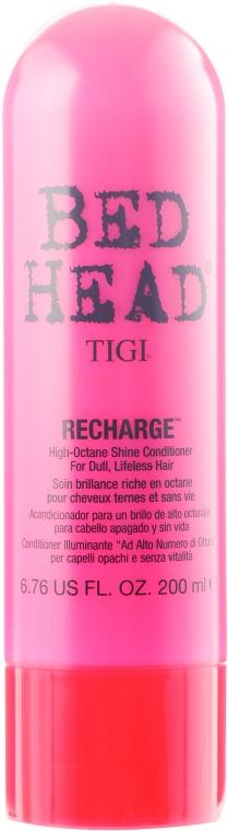 Balsam pentru întărirea părului - Tigi Bed Head Recharge High-Octane Shine Conditioner