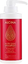 Parfumuri și produse cosmetice Șampon nutritiv pentru păr - Alcina Nutri Shine Oil Shampoo