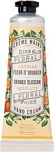 """Parfumuri și produse cosmetice Cremă de mâini """"Floare de portocal"""" - Panier Des Sens Orange Blossom Heand Cream"""