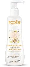 Духи, Парфюмерия, косметика Лосьон для тела с медом - Roofa Honey Body Lotion
