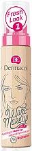 Parfumuri și produse cosmetice Fond de ten bază cu efect instantaneu - Dermacol Wake & Makeup SPF15
