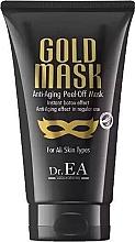 Parfumuri și produse cosmetice Mască de față - Dr.EA Gold Mask