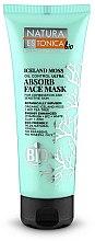 """Parfumuri și produse cosmetice Mască pentru curățarea tenului """"Mossul islandez"""" - Natura Estonica Iceland Moss Face Mask"""