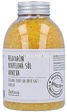 Parfumuri și produse cosmetice Sare de baie Vanilie - Sefiros Original Dead Sea Bath Salt Vanilla