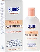 Parfumuri și produse cosmetice Emulsie pentru igienă intimă - Eubos Med Intimate Care Feminin Washing Emulsion
