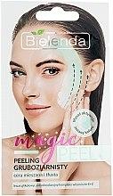 Parfumuri și produse cosmetice Peeling cu granulație mare pentru pielea grasă și mixtă - Bielenda Magic Peel