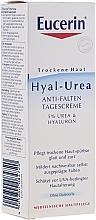 Parfumuri și produse cosmetice Cremă hidratantă de zi - Eucerin Hyal-Urea Anti-Wrinkle Day Cream