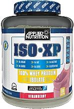 Parfumuri și produse cosmetice Izolat de proteine din zer cu aromă de căpșună - Applied Nutrition ISO XP Strawberry