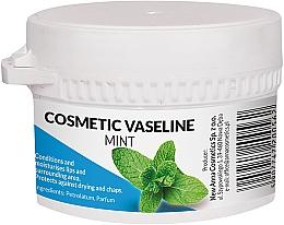 Parfumuri și produse cosmetice Cremă de față - Pasmedic Cosmetic Vaseline Mint