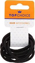 Parfumuri și produse cosmetice Elastice de păr 10 buc., 66214 - Top Choice
