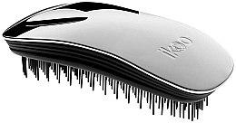 Духи, Парфюмерия, косметика Расческа для волос - Ikoo Home Metallic Oyster Black