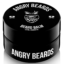 Parfumuri și produse cosmetice Balsam pentru barbă - Angry Beards Carl Smooth Beard Balm