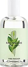 Parfumuri și produse cosmetice Yves Rocher The Vert - Apă de toaletă