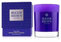 Parfumuri și produse cosmetice Molton Brown Ylang-Ylang Single Wick Candle - Lumânare parfumată