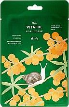 Parfumuri și produse cosmetice Mască de față - Skin79 The Vitaful Snail Mask