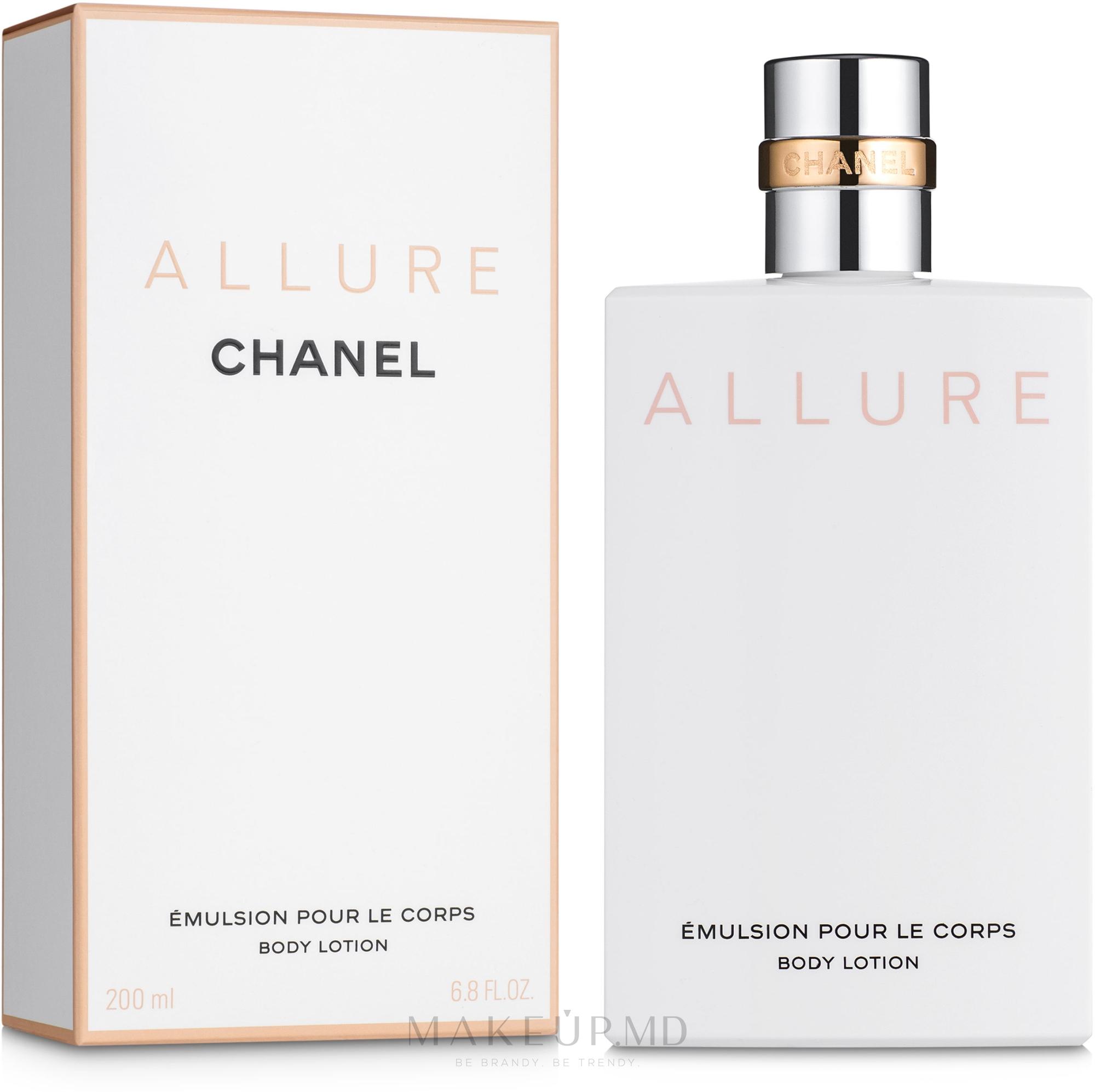 Chanel Allure - Loțiune de corp — Imagine 200 ml