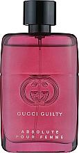 Parfumuri și produse cosmetice Gucci Guilty Absolute Pour Femme - Apa parfumată